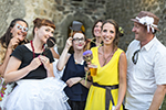 photo groupe amis, mariage ardeche, par Juan Robert photographe