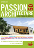 Photo de couverture de presse spécialisée : passion architecture